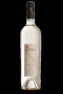 Blanc 2016 en 75 cl Cuvée Exception