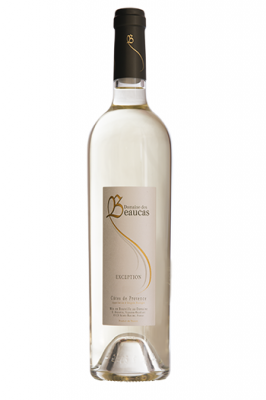 Blanc 2017 en 75 cl Cuvée Exception