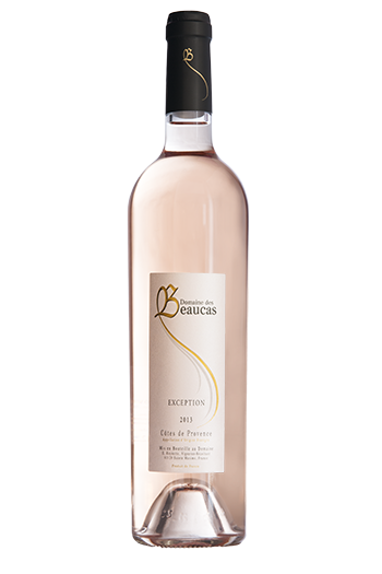 Rose 75cl Exception